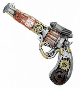 Püstol Steampunk 32cm