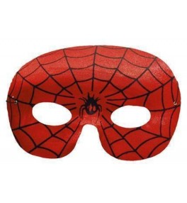 Mask RED SPIDERW. BL