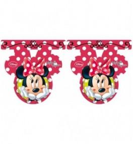 Banner-lipp 'Minnie...