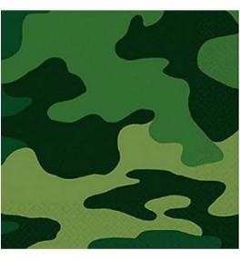 Salvrätikud 'Camouflage'...