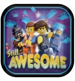 Taldrik 18,00cm Lego Movie...