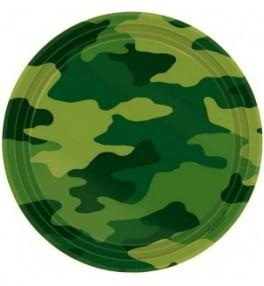 Taldrik 17,7cm Camouflage,...