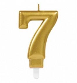 Küünal 7 Celebrations gold