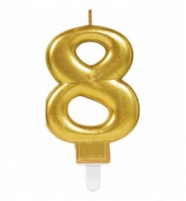 Küünal 8 Celebrations gold