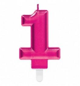 Küünal 1 Celebrations pink
