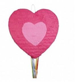 Pinata Heart Paper...