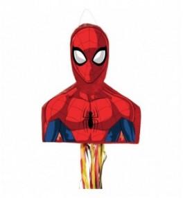 Pinata Spiderman 35.5 x 46...