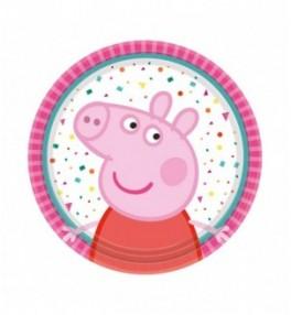 Taldrik 18cm Peppa Pig,...