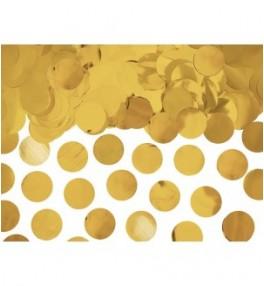 Konfetti gold 15 g
