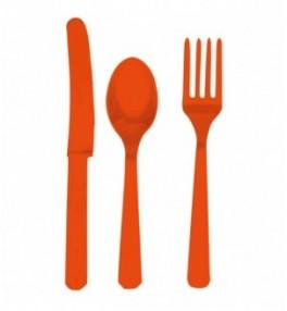 Komplekt orange 24 tk...