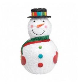 Pinata Snowman