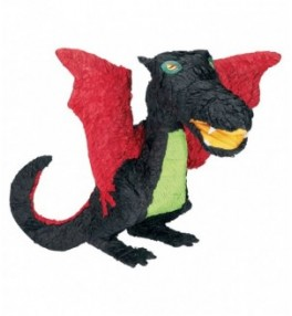 Pinata Dragon Black
