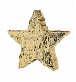 Pinata Star Gold