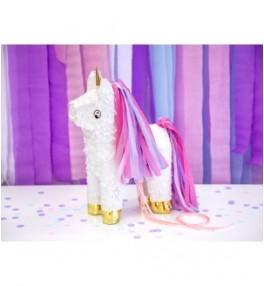 Pinata Unicorn 24,5x34x9cm