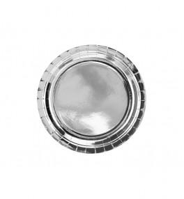 Taldrik 23,00cm Silver,...