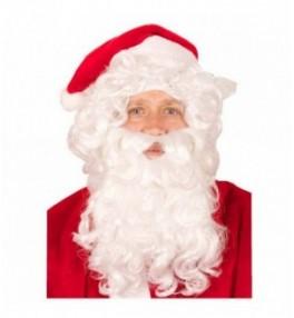 Parukas + habe (Jõuluvana)
