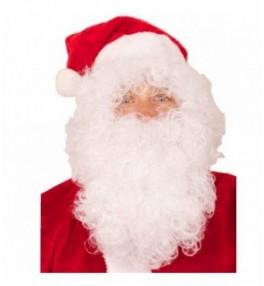 Parukas + habe Jõuluvana