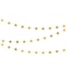 Vanik kuldsete tähtedega 3,6m