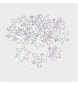 Konfetti 'Snowflakes' 14g