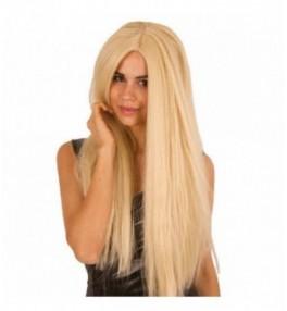 Parukas (pikk blond)