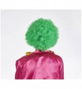 Klouni parukas green