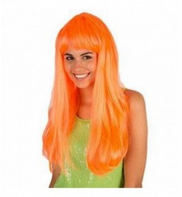 Parukas Pony orange