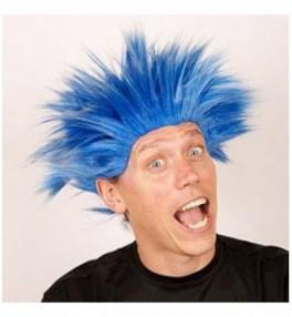Parukas blue