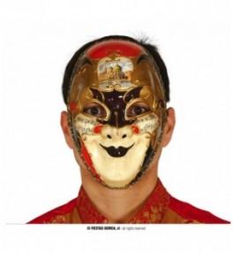 Mask venetian music