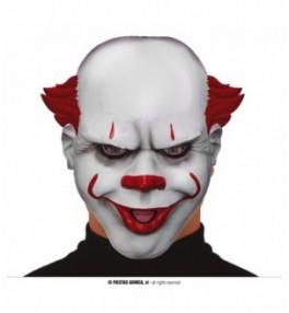 Mask Killer Clown PVC