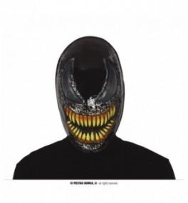 Mask Black Hero PVC