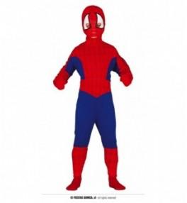 Lastekostüüm Spider Man 7-9a