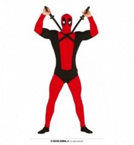 Kostüüm Deadpool M-L