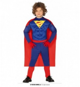 Lastekostüüm 'Superman' 10-12a