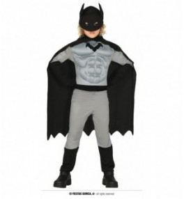 Lastekostuum 'Batman' 10-12a