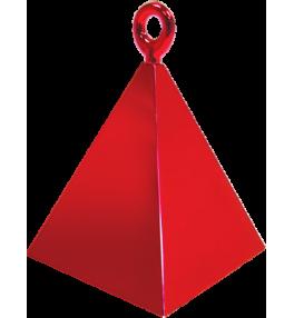 Raskus 'Pyramid red' 110 g