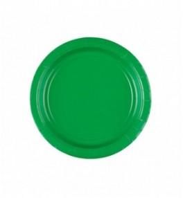 Taldrik 17,7 cm roheline,...