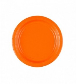 Taldrik 17,7cm orange,...