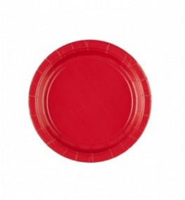 Taldrik 17,7cm apple red,...