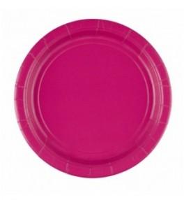 Taldrik 17,7 cm roosa,...