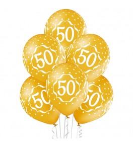 Lateks komplekt '50th...