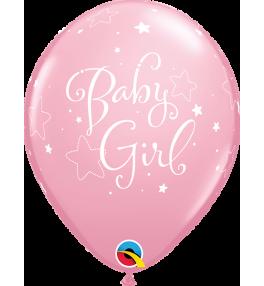 Lateks komplekt 'Baby Girl...