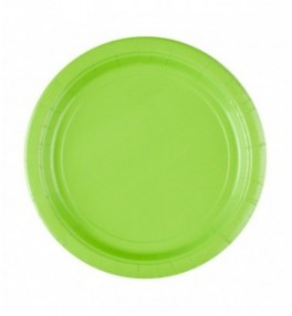 Taldrik 22,8cm roheline,...