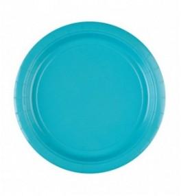 Taldrik 22,8 cm sinine,...