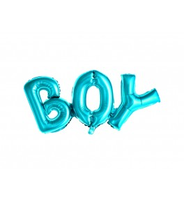 Tähed 'Boy, blue' 67 x 29 cm