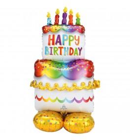 AirLoonz Birthday Cake 68 x...