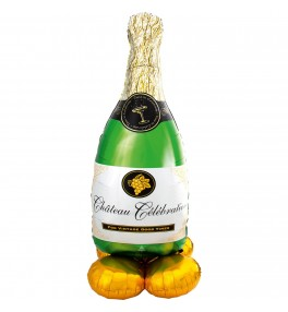 AirLoonz Bubbly Wine Bottle...