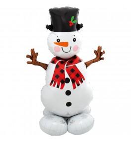AirLoonz Snowman 139 cm