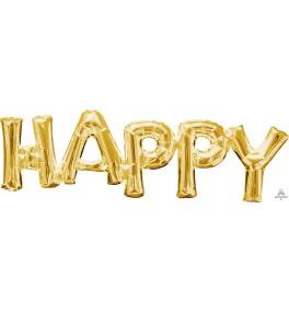 "Shape Phrase ""Happy"" 76 x..."