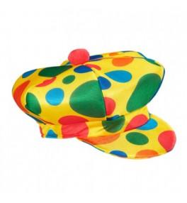 Müts täpiline klouni