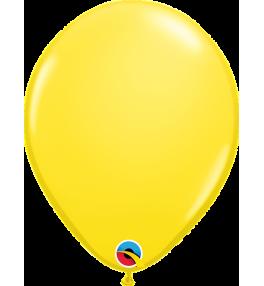 "11"" Yellow õhupallid (pakis..."